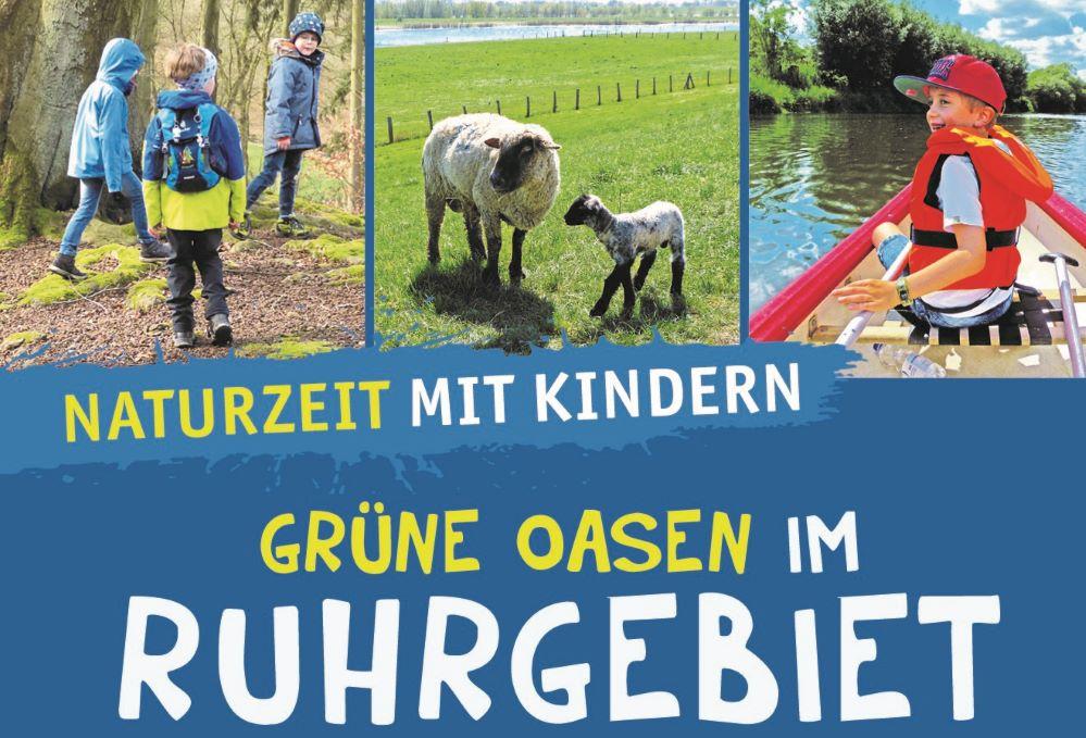 Buch Grüne Oasen im Ruhrgebiet